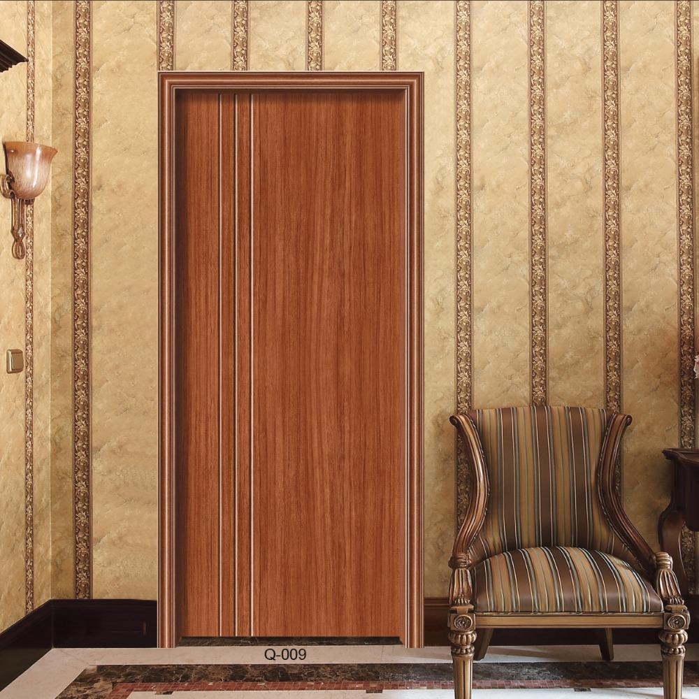 nuevos productos precio competitivo buena calidad interior mdf puertas de interior para el dormitorio