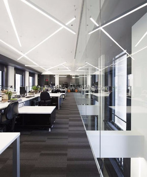 Open ceiling lighting Open Beam Exposed Ceiling Linear Lighting With Ce Saa Certification For Open Office Alibaba Exposed Ceiling Linear Lighting With Ce Saa Certification For Open