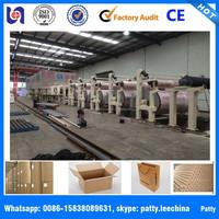 1760mm 30 ton/day kraft paper making machinery, paper bag making machine