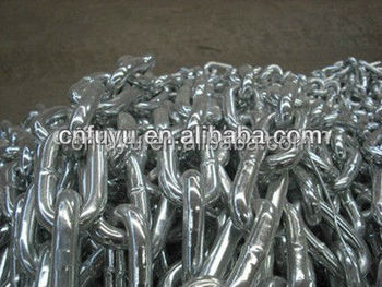 electro galvanized link chains bestfactory 5mm