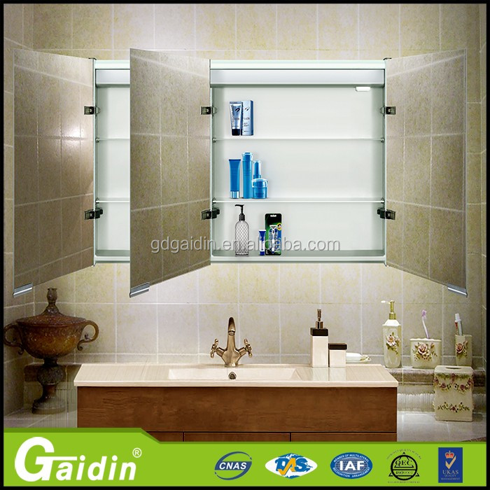 hotel house used bathroom aluminum vanity cabinets with glass wall-mounted lowes bathroom vanity cabinets