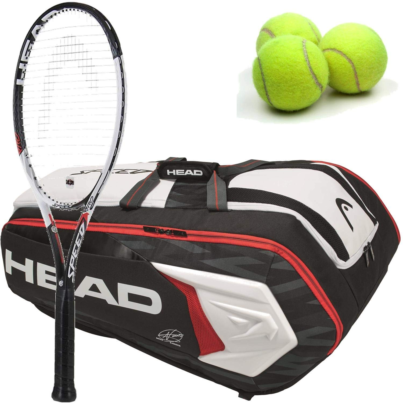 Buy Head Novak Djokovic Monstercombi Black And Orange Tennis Bag In Cheap Price On Alibaba Com
