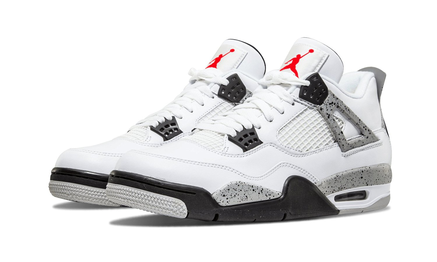 f2c06f133949bc Get Quotations · AIR JORDAN 4 RETRO OG  WHITE CEMENT 2016 RELEASE  -  840606-192