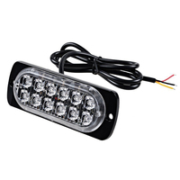 36W Customized Truck Car Motorcycle Led Strobe Light Bar