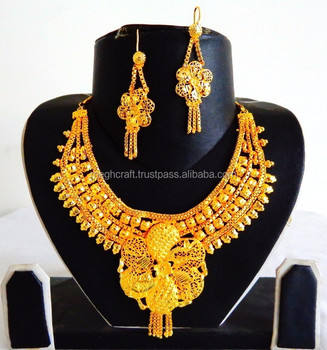 Gold plated fashion jewelry wholesale