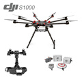 DJI S1000 Octocopter A2 and Zenmuse Premium Spreading Wings FPV Multi rotor w or 5DIII Brushless