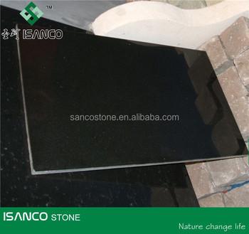 Menggu Black Granite Tiles Paving Slabs