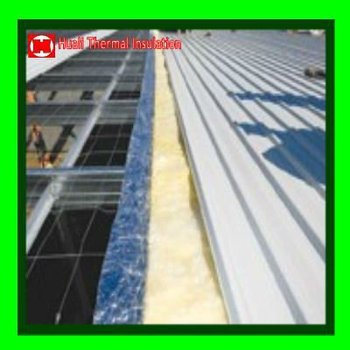 Glass wool insulation blanket for building construction for Quick therm insulation cost