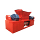 vegetable shredder machine And thuis plastic shredder / Wood Double Shaft Shredder Machine
