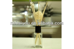 2012 New Style Home Decorative Reed Diffuser With Rattan Stick And Essential Oil