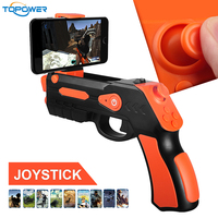 Promotional Design Virtual Shooting AR Game Gun Toy Sniper Gun With Augmented Reality APP