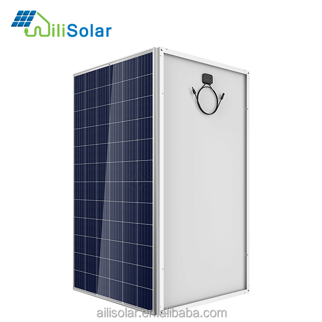 Alibaba Top1 Trina Poly Solar Power Panel Price/Pv Module for Home Roof