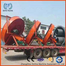 waste oil palm fertilizer granulator