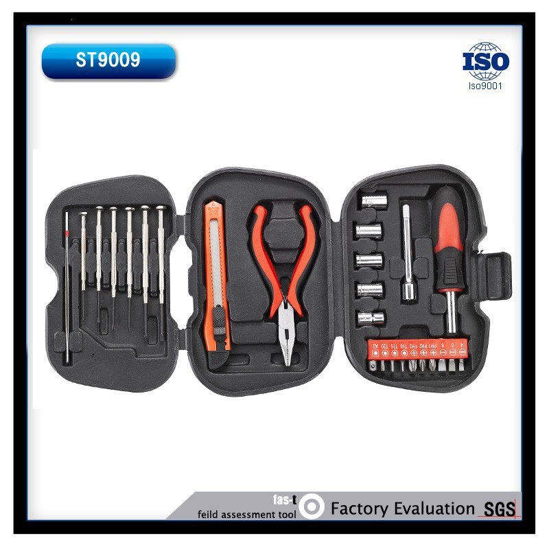 27pcs Multi Purpose Tool Set Kit Box
