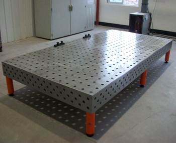 3d Welding Table With Fixing And Clamping Buy Welding