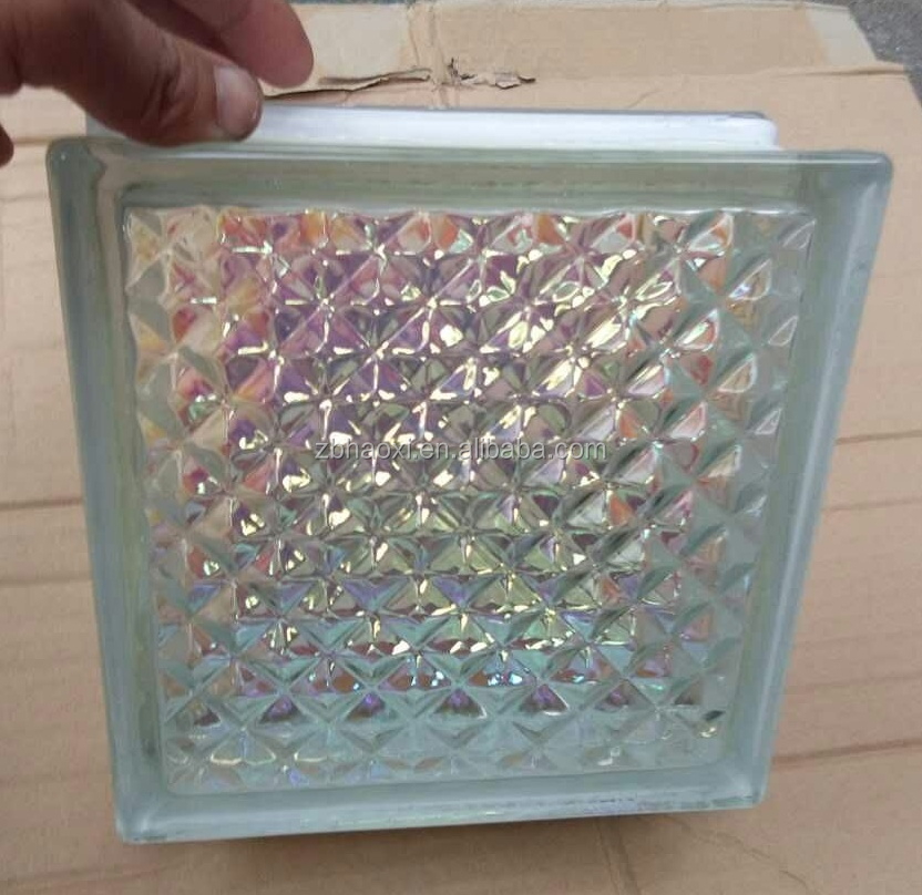 New arrival cheap clear glass blocks with hot selling type