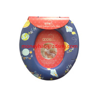 ECO-friendly Foam Soft Warm Toilet Seat Cover,family use or hotel disposable,travelling use