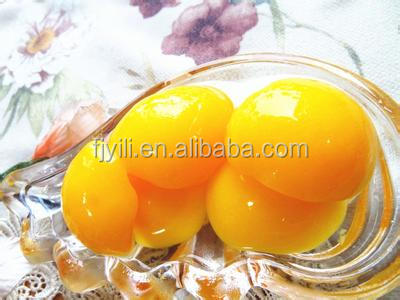 OEM canned yellow peach brand from Chinese factory