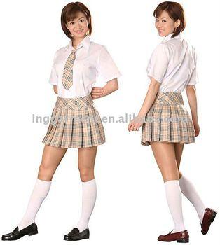 c4c44f5d7c468 Niña De La Escuela Uniforme Camisa Blanca - Buy Niña De La Escuela ...
