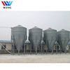 Poultry Farming Equipment Used Grain Feed Storage Steel Silo For Sale
