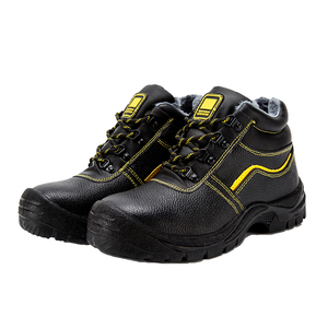Slip Resistant Mid Cut Winter Heated Work Boots
