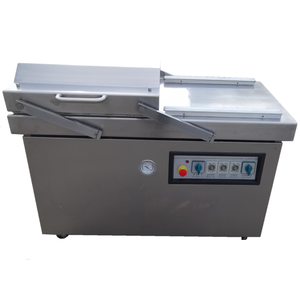 double chamber vacuum sealing machine /vegetable vaccum packing machine
