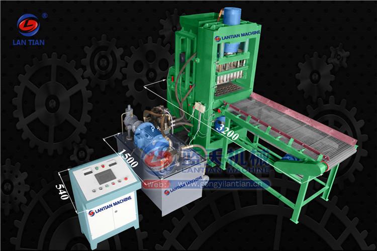 シーシャと水ギセル木炭プレス練炭機生産ライン