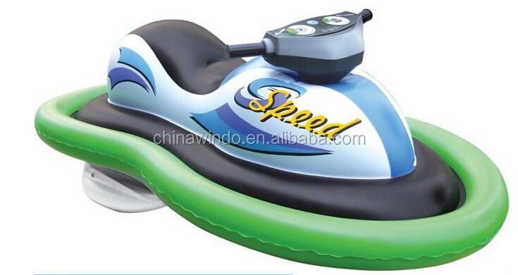 China professional manufacturer inflatable kids water scooter jet ski water board