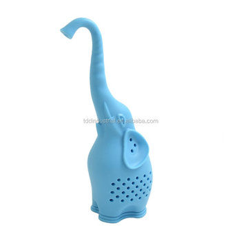Reusable Leaf Tea Bag Infuser Strainer With Long Handle Neck For A Loose Grain