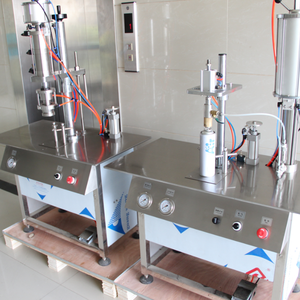 CJXH-1600G Bag on valve Aerosol Filling Machine for water based and Medical products