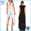 Yihao Latest Designs Girls 2016 White Lace Party Wear Dress Ladies Fashion Evening Casual Long Dresses For Women Alibaba