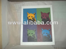 Silkscreen Painting Decorative Art