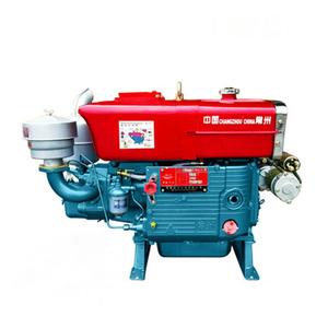 Zs1130 Single Cylinder Diesel Engine 30hp Marine Motorcycle Agricultural Machinery 2 Stroke Diesel Engines