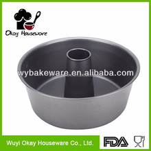 OKAY BK-D2028 High-quality Carbon steel chimney cake tin