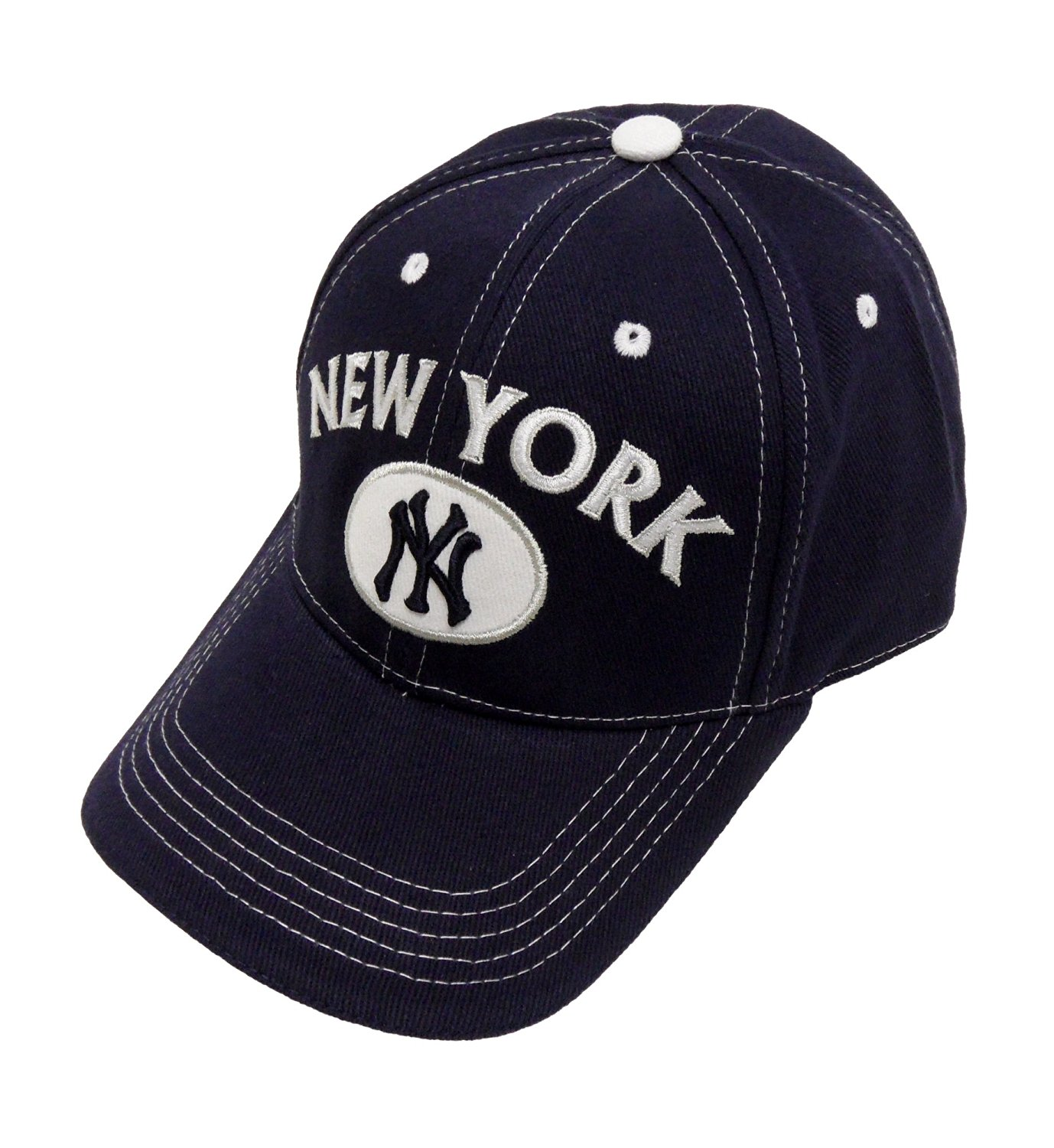 eb5790641 ... mlb new york yankees oval cap navy one size
