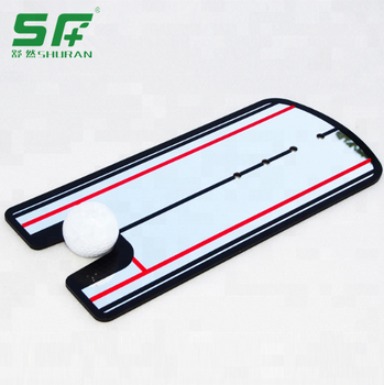 Golf Training Mirror Golf Putting Mirror Golf Accessories Buy Golf - Golf bathroom accessories