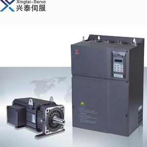 380v AC servo motor and drive system for Injection machine