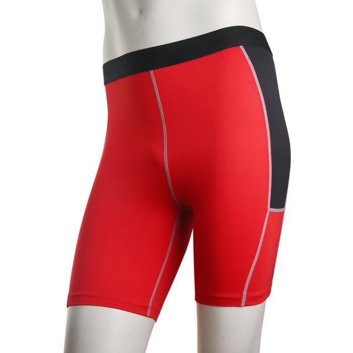 e3d8409795aa9 Buy Quick Dry Men's Sport Basketball Training Running Fitness Gym Shorts  Base Layer Tight Skin Compression Shorts in Cheap Price on m.alibaba.com