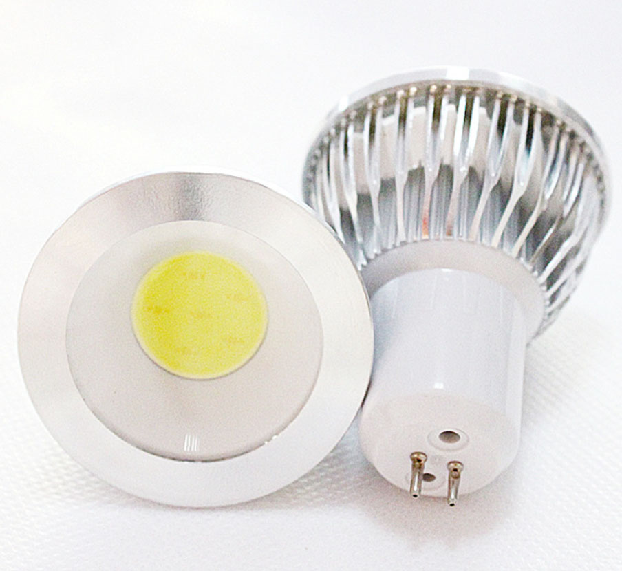Hot selling 3W COB led spotlights with aluminum material