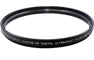 95mm Multi-Coated 3 Piece Filter Kit for Nikon 200-500mm f//5.6E Lens UV, CPL, FLD