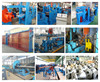 Square pipe rolling forming mill machine ,tube mill machine