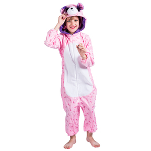 carnival party fancy dress jumpsuits pajamas kids animal dog cosplay costume for children