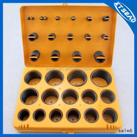 O-Ring Kit Box Specification Or kit-5A (30 SIZES, Total 382PCS).