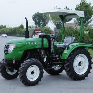 Any color high quality and good price professional four wheel 30hp 4wd farm tractor
