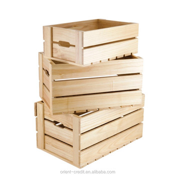 Unfinished Wooden Crate Box For Home Decoration And Storage Long Wood Storage Box Buy Wood Boxstorage Boxwooden Crate Product On Alibabacom