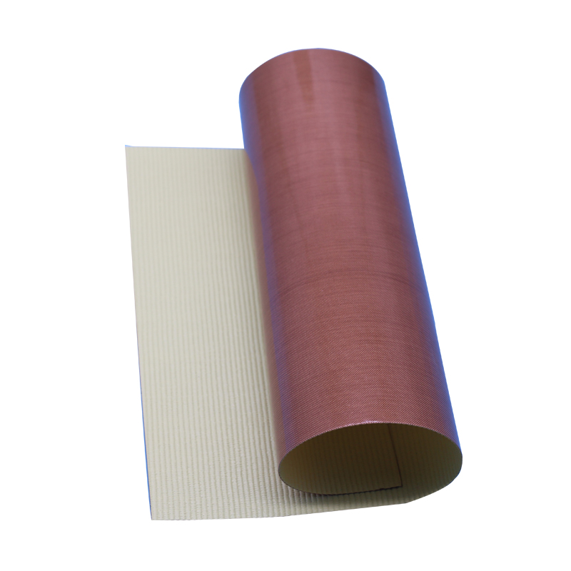0.25mm thickness PTFE fiberglass coated fabric PTFE no mess cooking liner