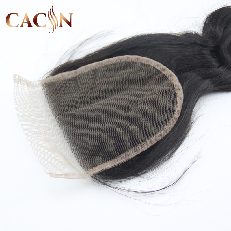 Cheap peruvian swiss lace closure with baby hair,injected 4/30 lace closure