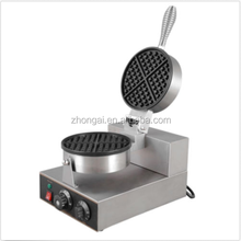1-plate stainless steel rotary industrial waffle maker ZA-850