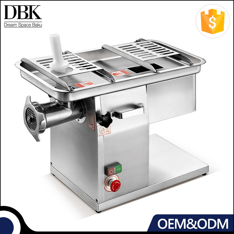 Food grade stainless steel food tray Slicing and grinding machine which easy to clean