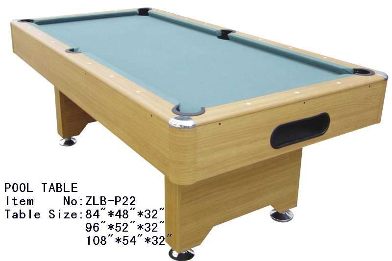 National Mdf Pool Table Buy Pool TableBumper Pool TableBilliard - 84 pool table